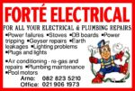 FORTé ELECTRICAL